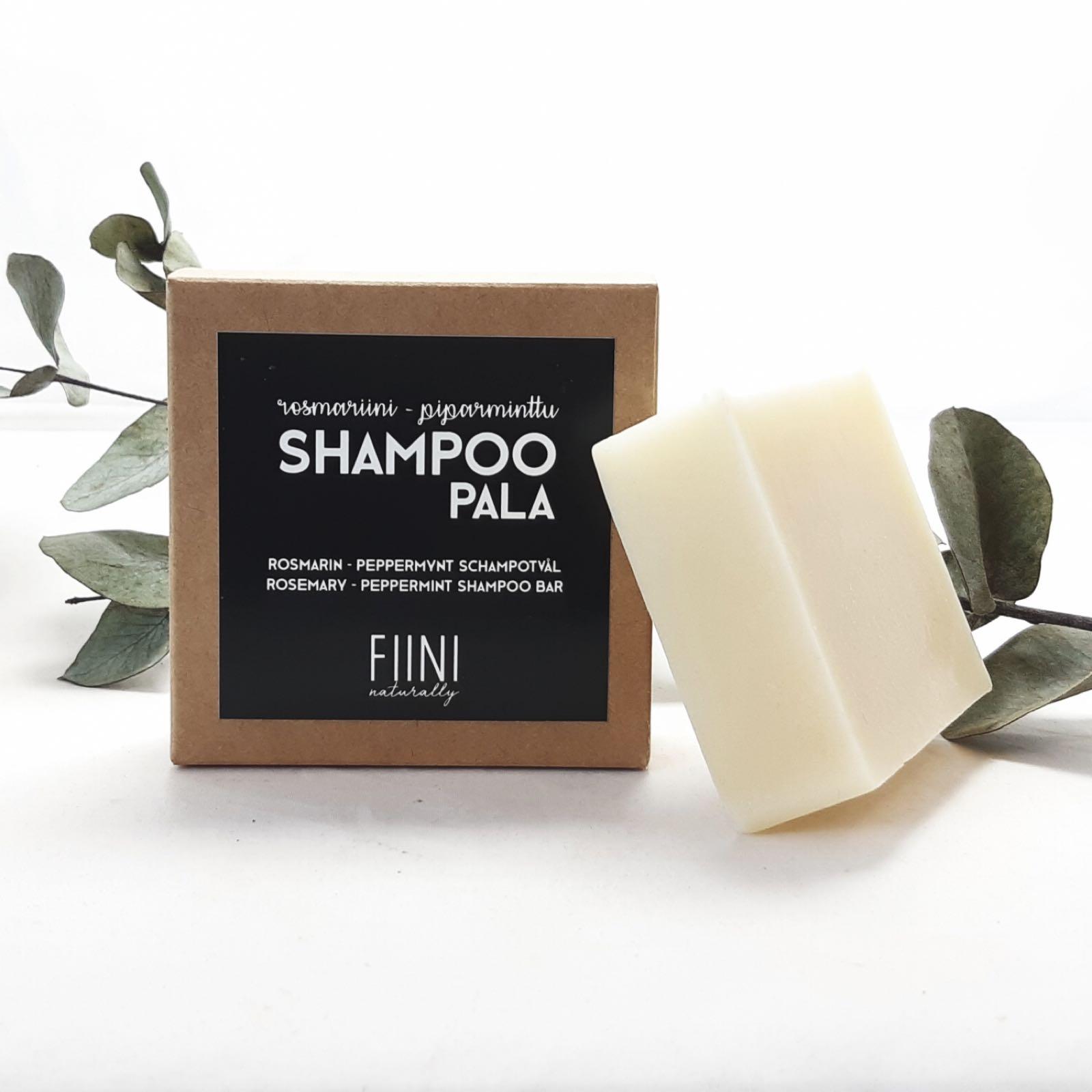 FIINI naturally palashampoo