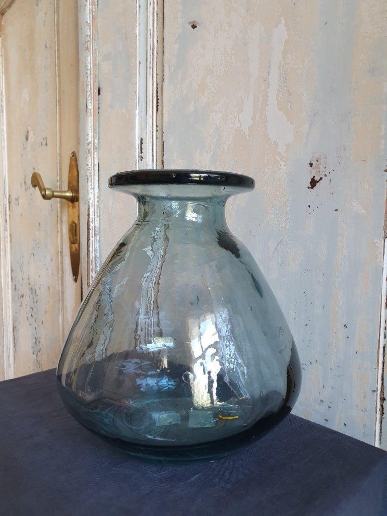 'Barcelona Vase' Blue Medium (VP)
