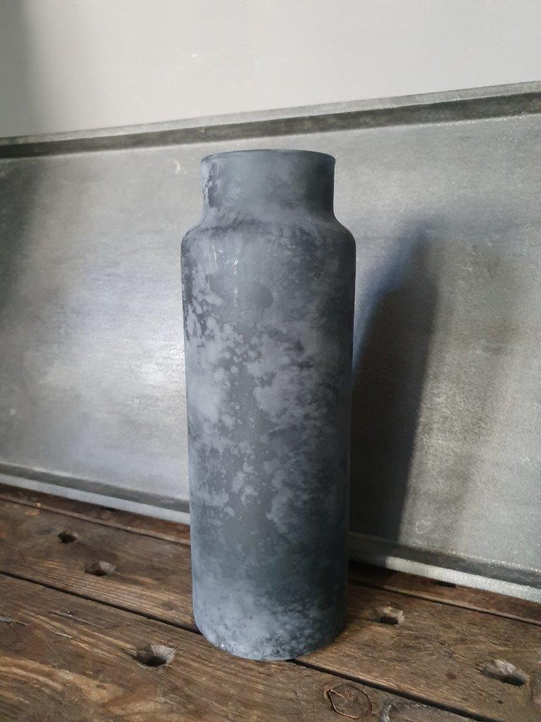 'Palma Jar' Black Large (VP)