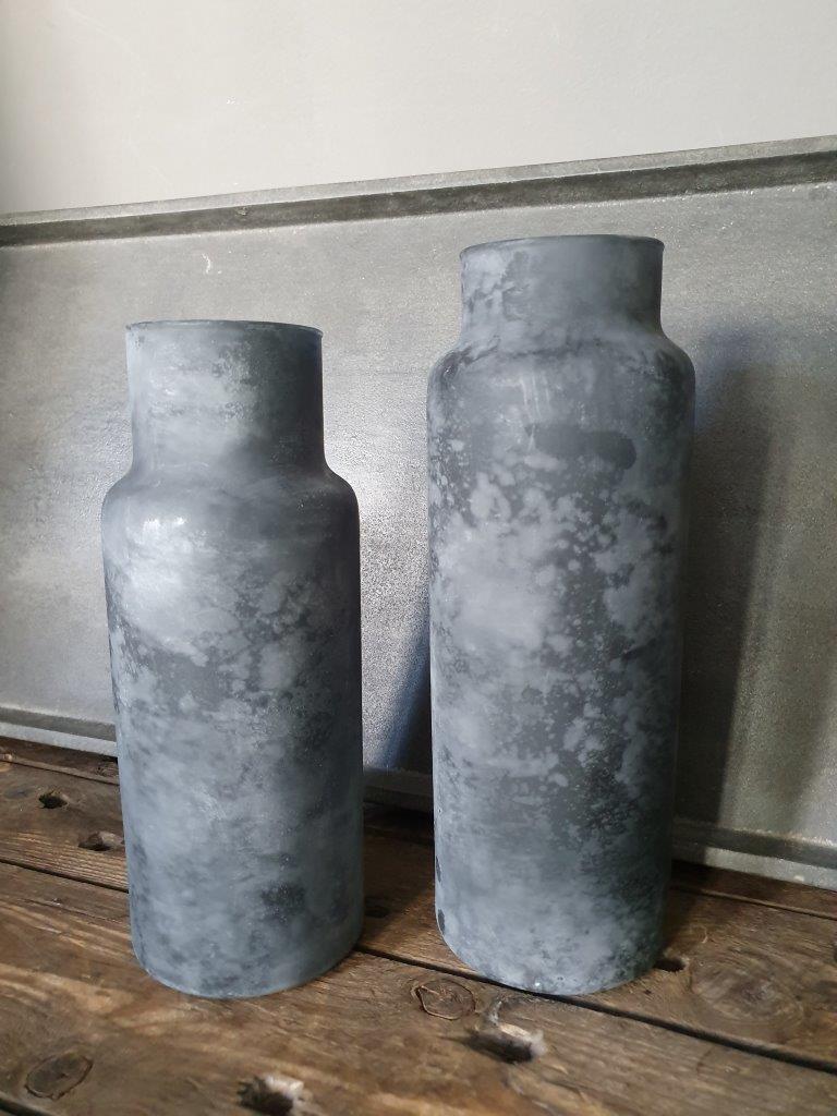 'Palma Jar' Black Medium (VP)