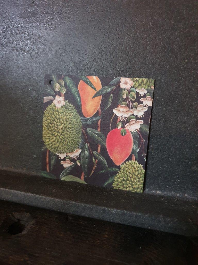 'Fruit' Card (C)