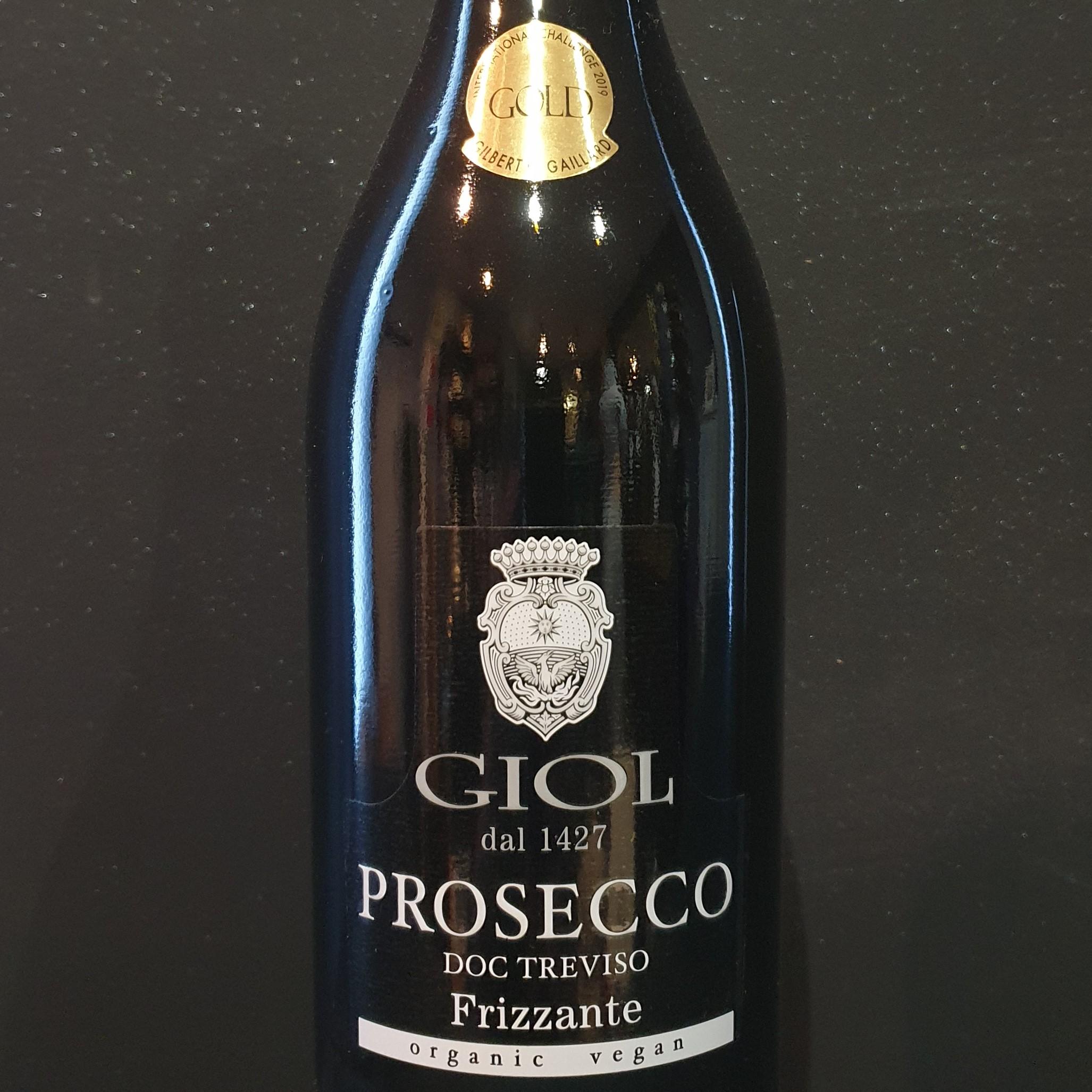Giol prosecco ORGANIC - 750ml