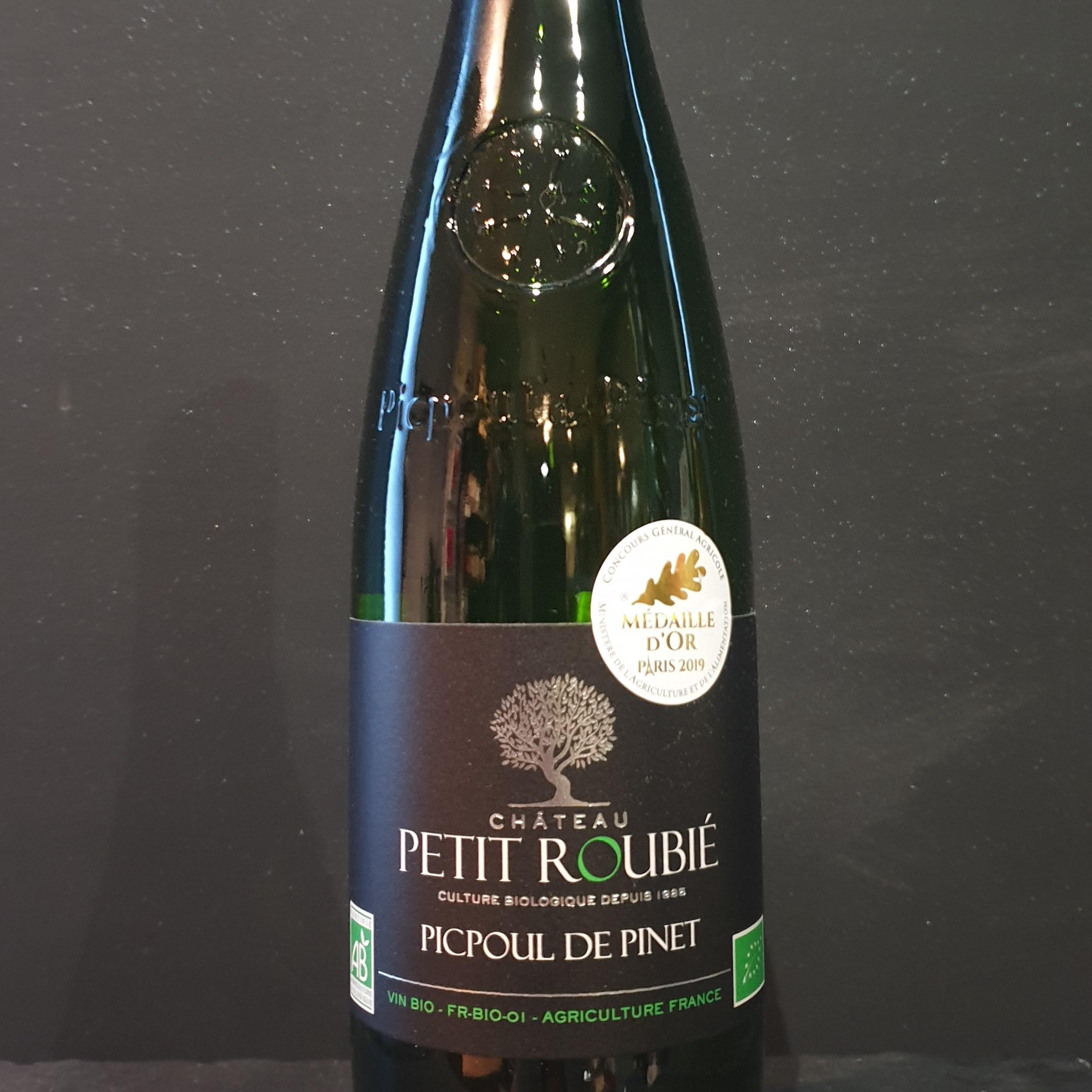 Petit Roubie Picpoul de Pinet