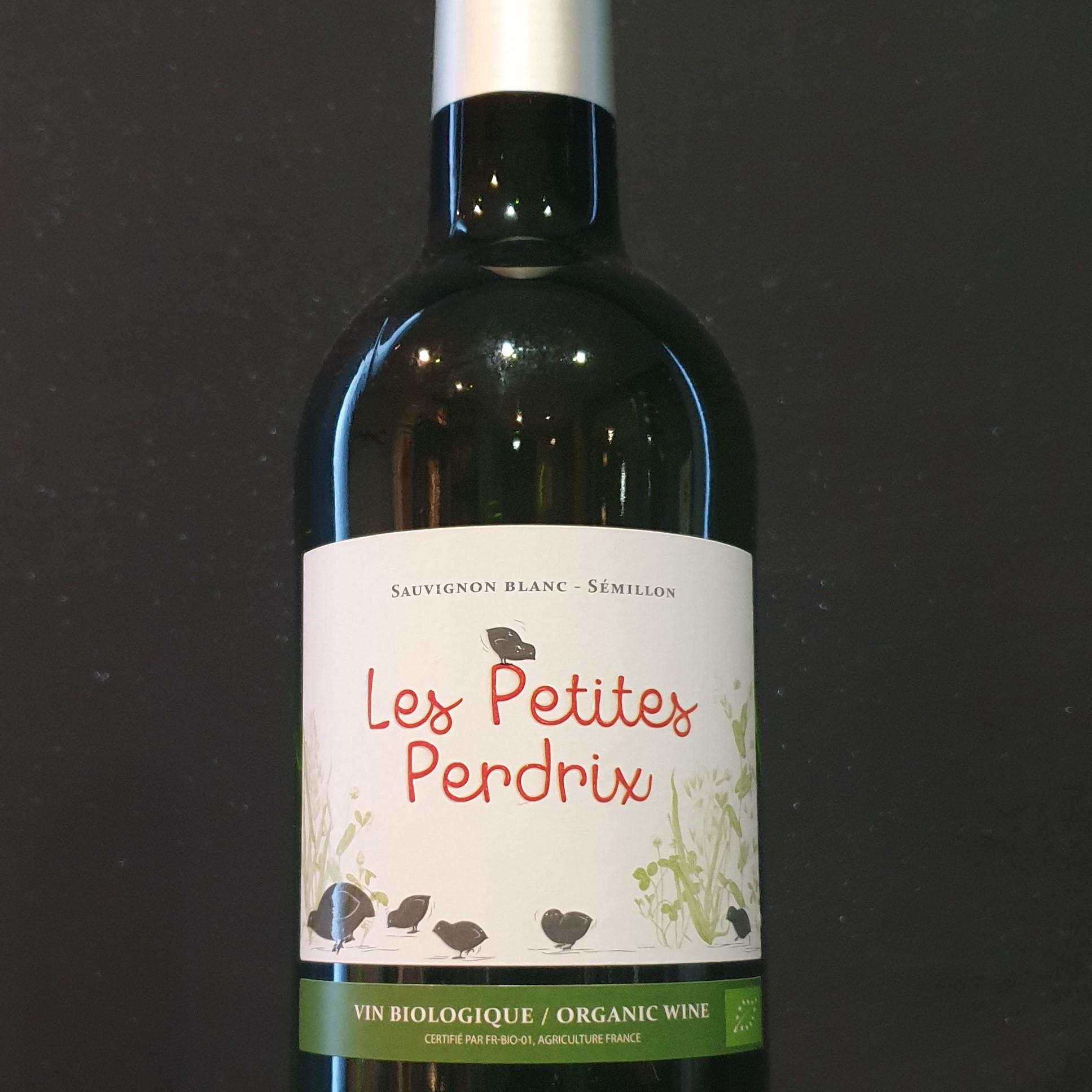 Petites Perdrix Sauvignon Semillon