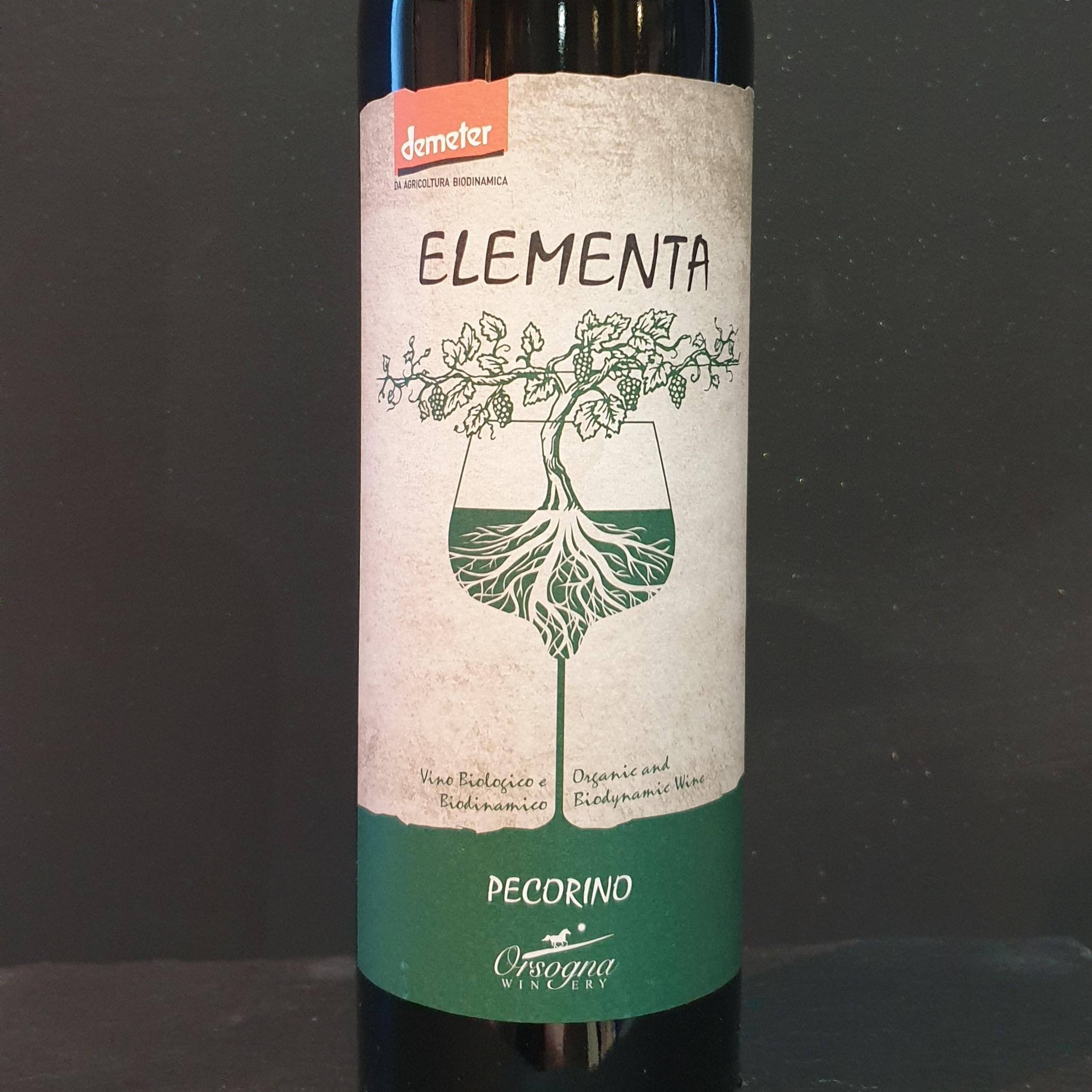 Elementa Pecorino