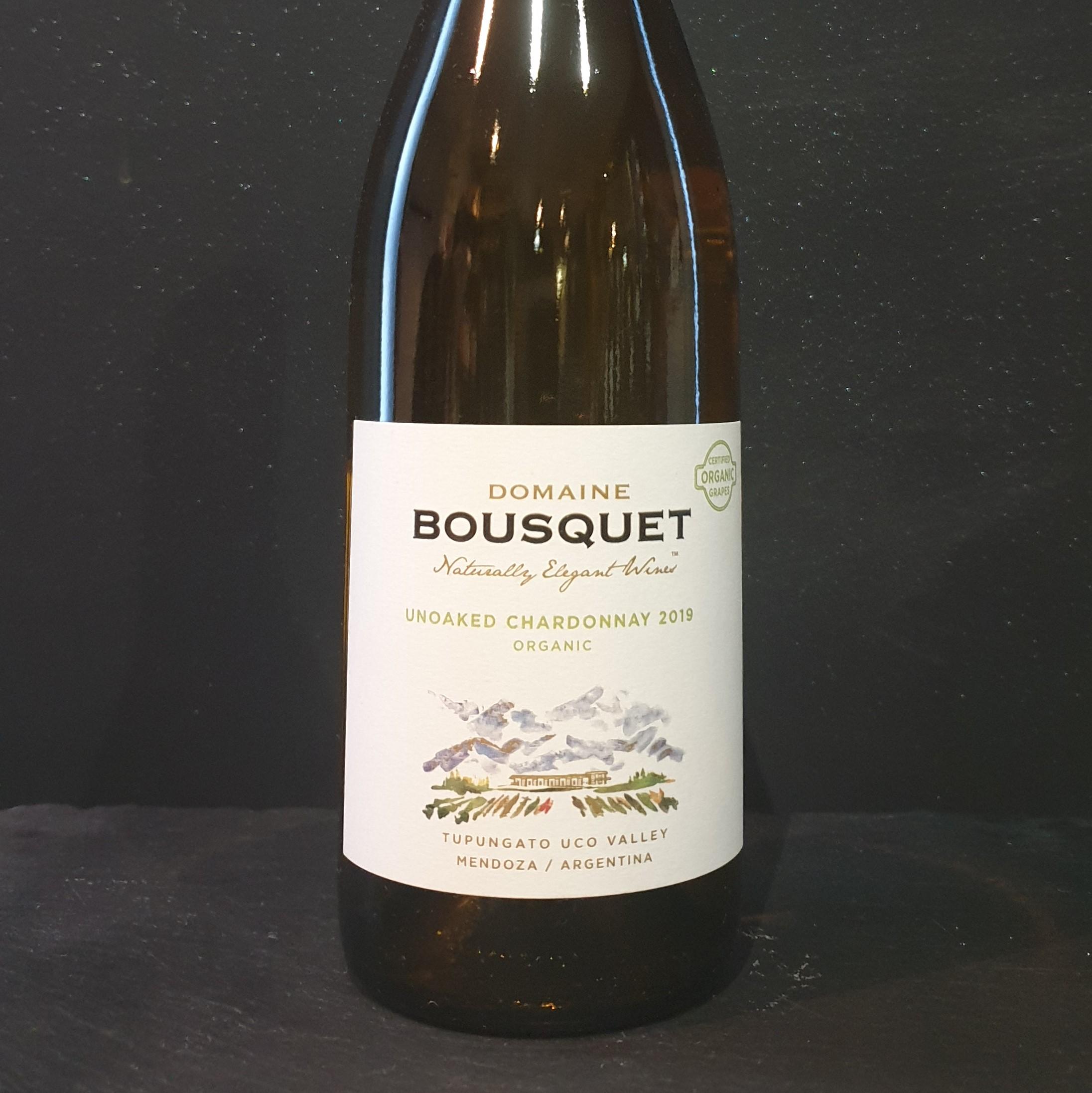 Domaine Bousquet Unoaked Chardonnay