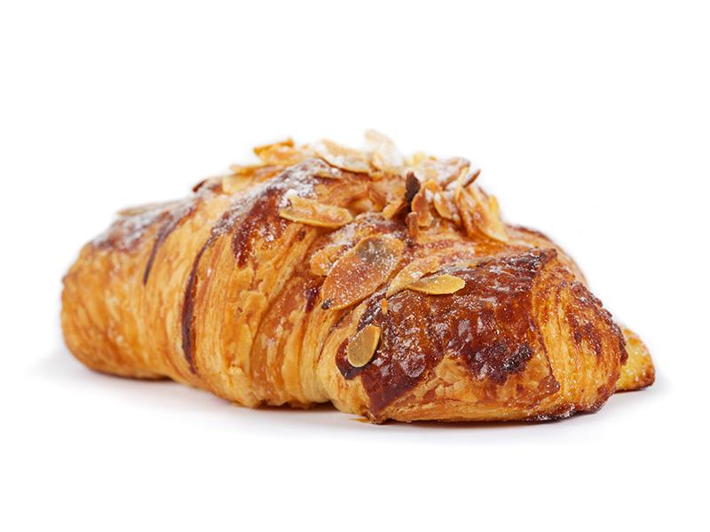 Rex Almond Croissant takeaway