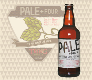 Pale Four (Tring Brewery)