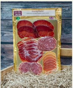 Chiltern Charcuterie selection board takeaway/delivery