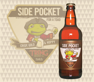 Side Pocket (Tring Brewery)