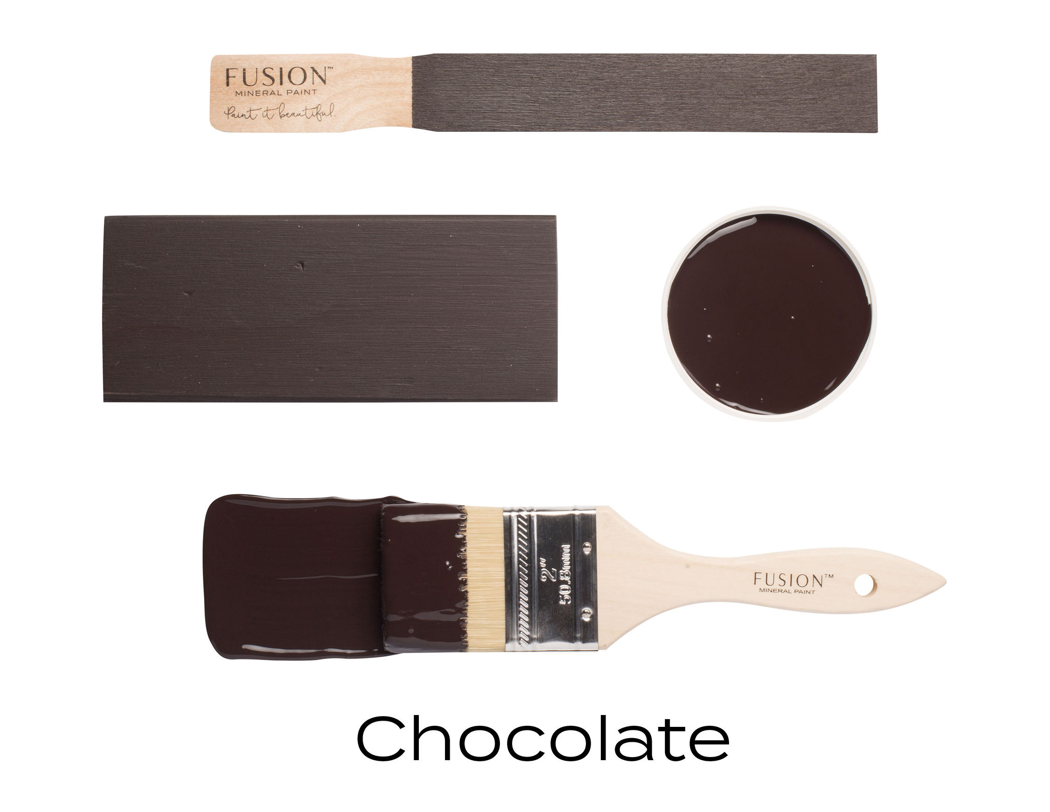 Chocolade, Fusion 500 ml