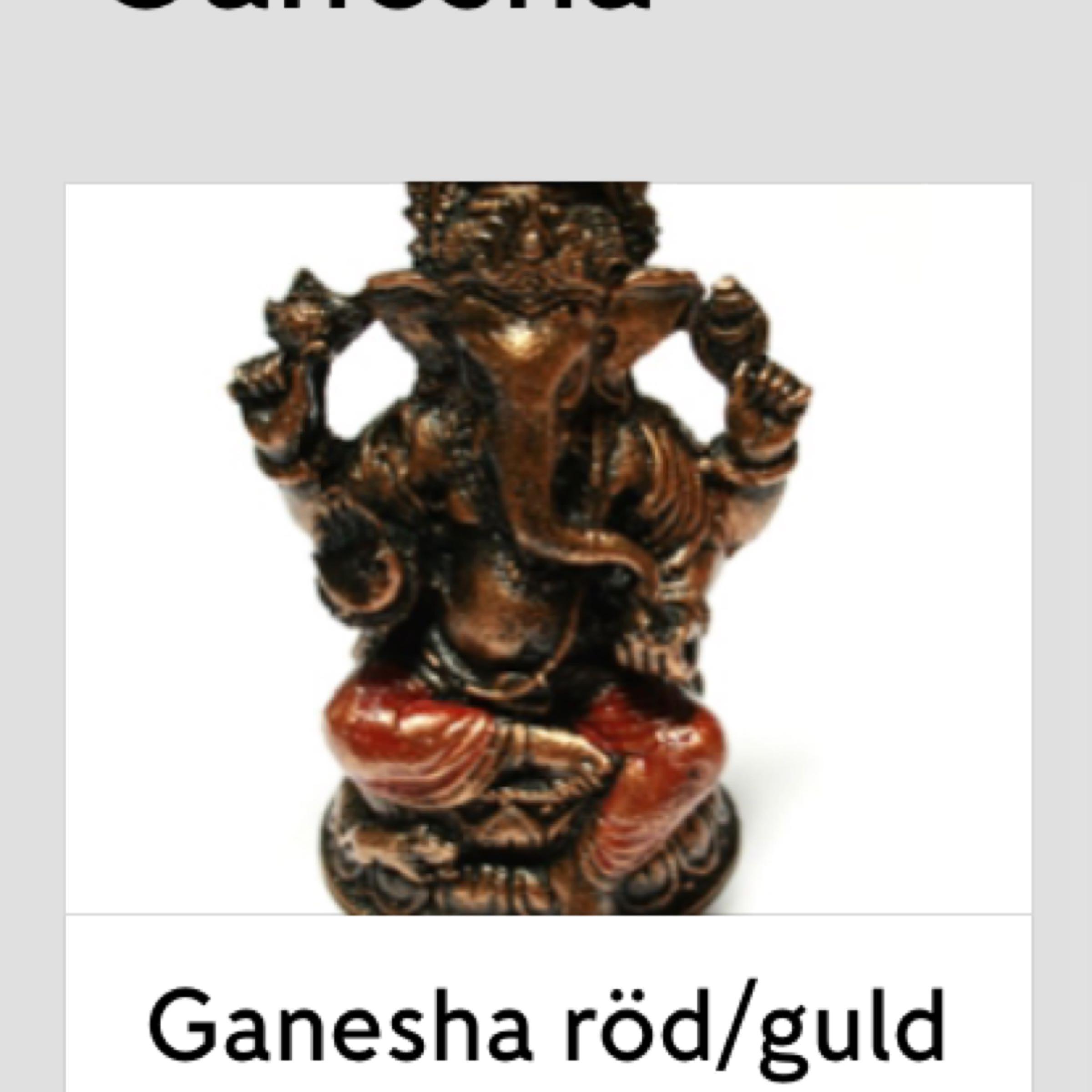 Statyer Ganesh