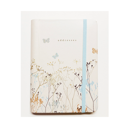Adressbok, Butterflies