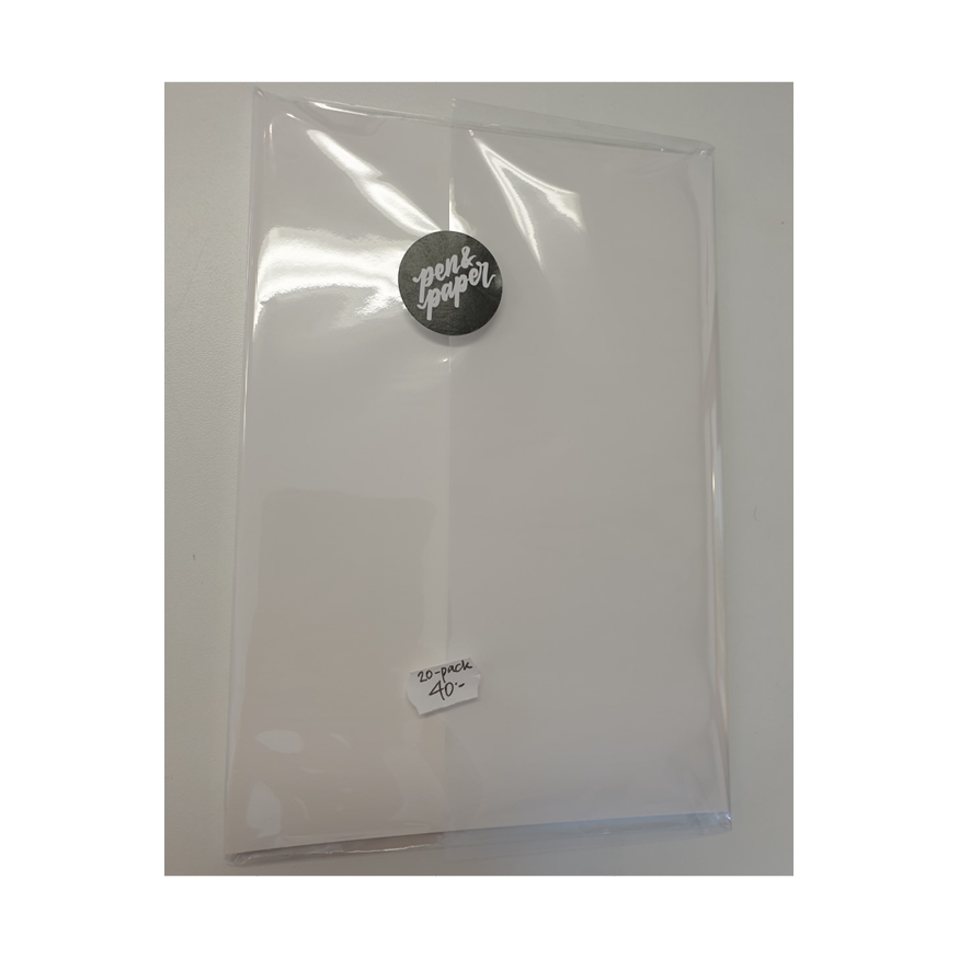 Ecoline Liquid Water color print paper, A5