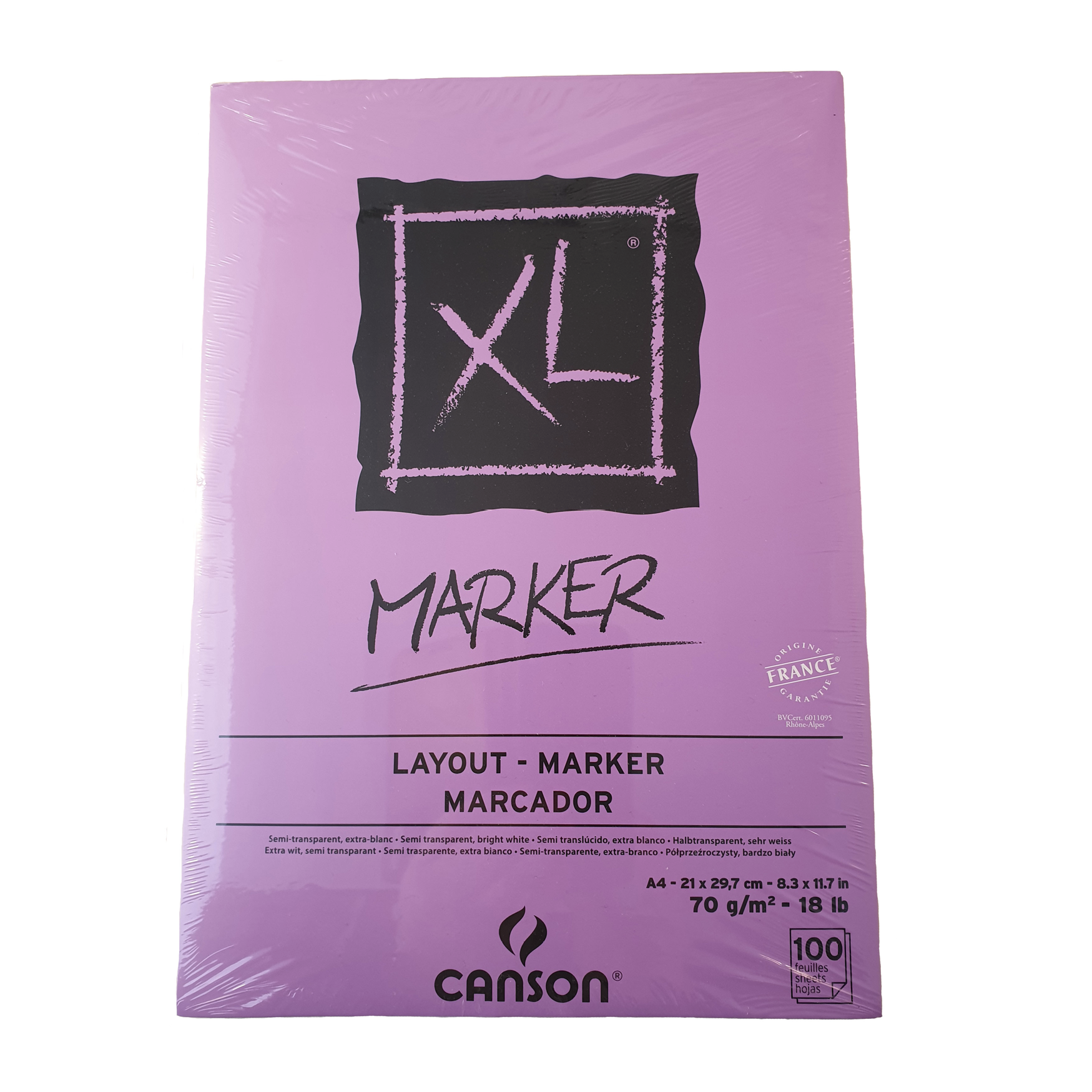 Canson XL Marker Block