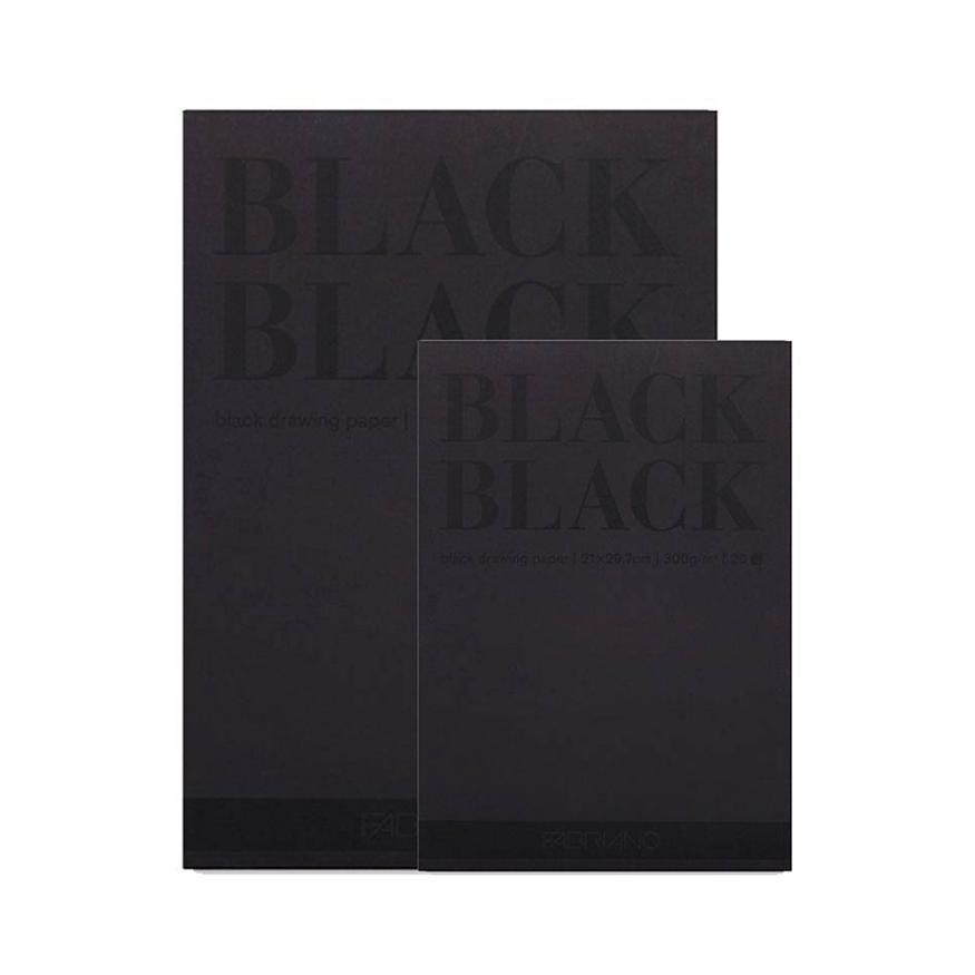 Fabriano, Black