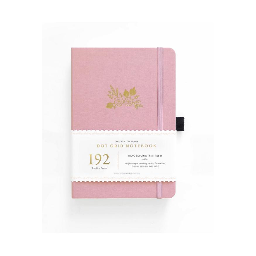 Archer & Olive, Light pink, 192 sidor