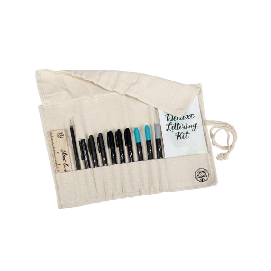 Kelly creates, de Luxe Lettering kit