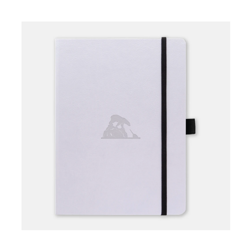 Dingbats Glicine Arctic journal A5, dotted