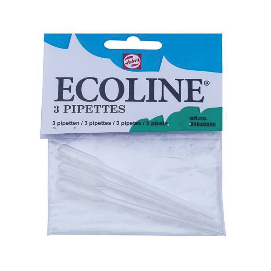 Ecoline pipetter, 3-pack