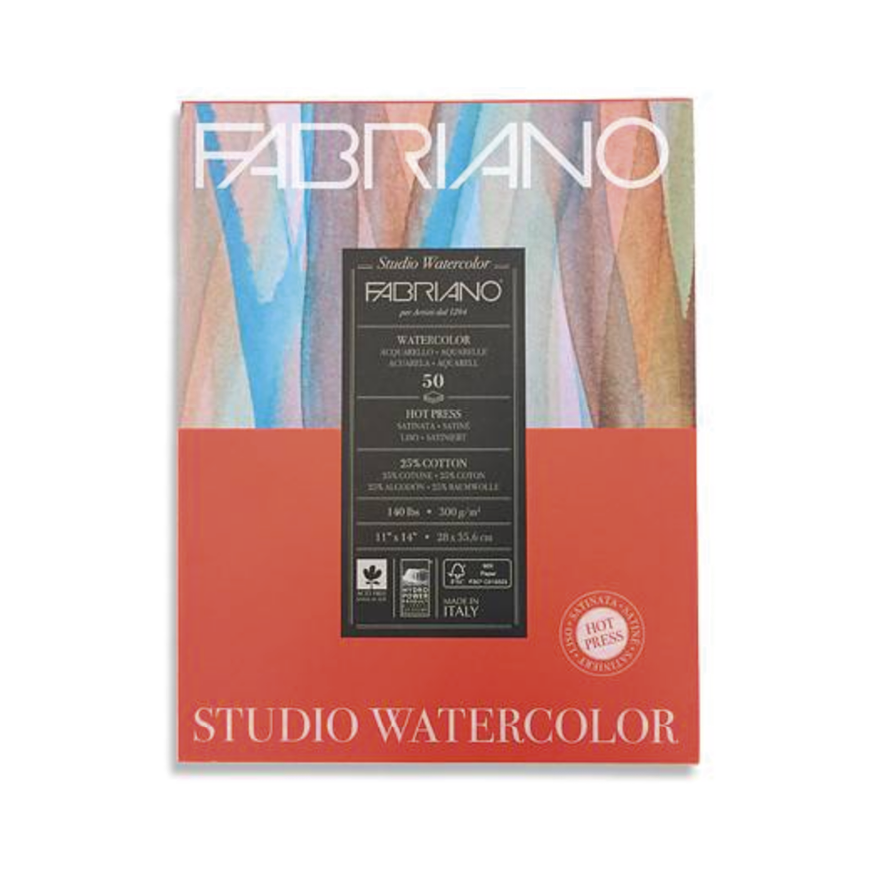 Fabriano Water color