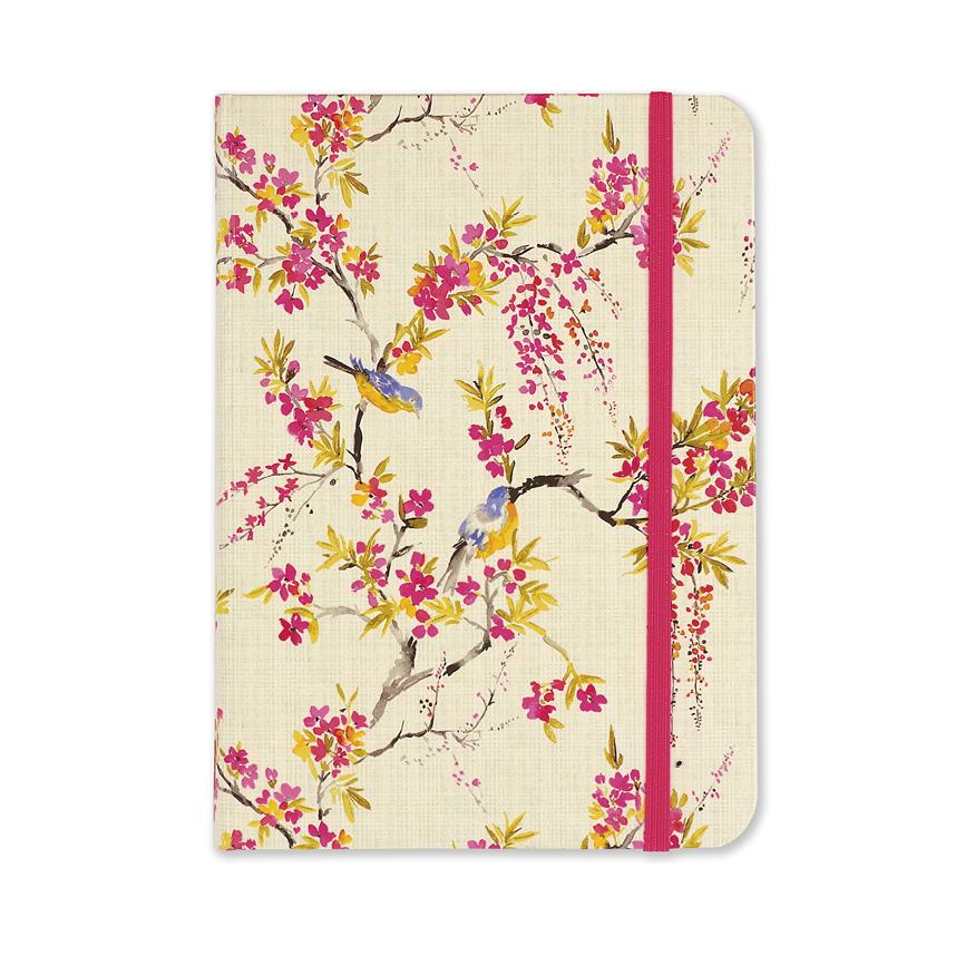 Skrivbok, Blossoms and bluebirds