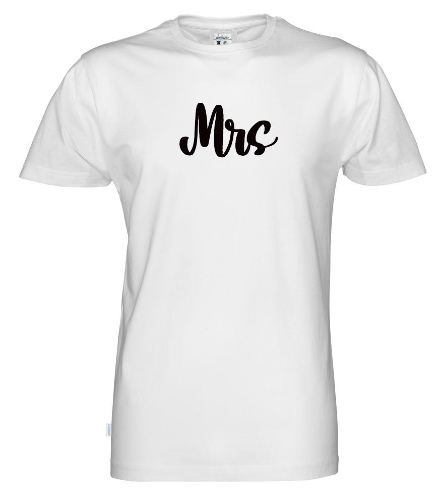 T-shirt dam, Mrs