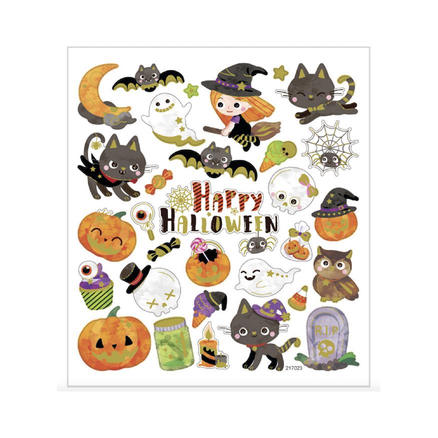 Stickers, Happy Halloween