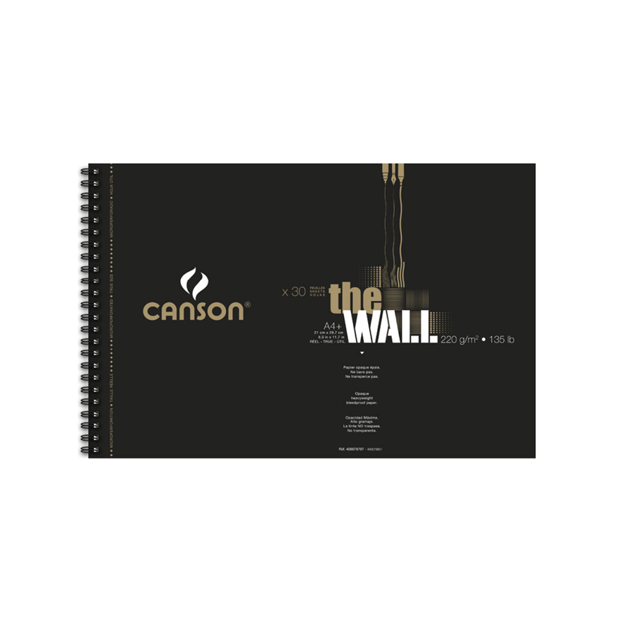 Canson The Wall, markerpapper