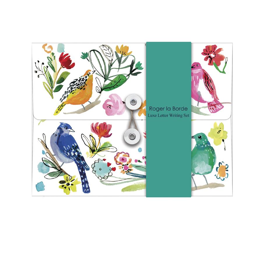 Brevpapper, Bird life