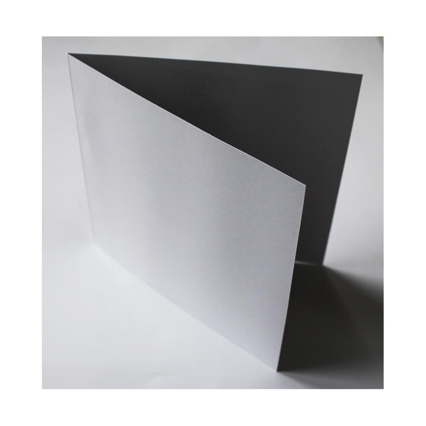 Kort 15x15 cm, inkl. kuvert