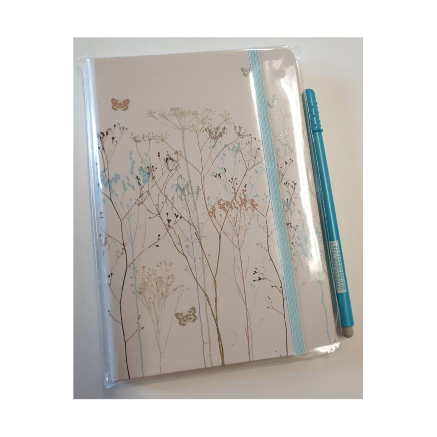 Skrivbok, Butterflies