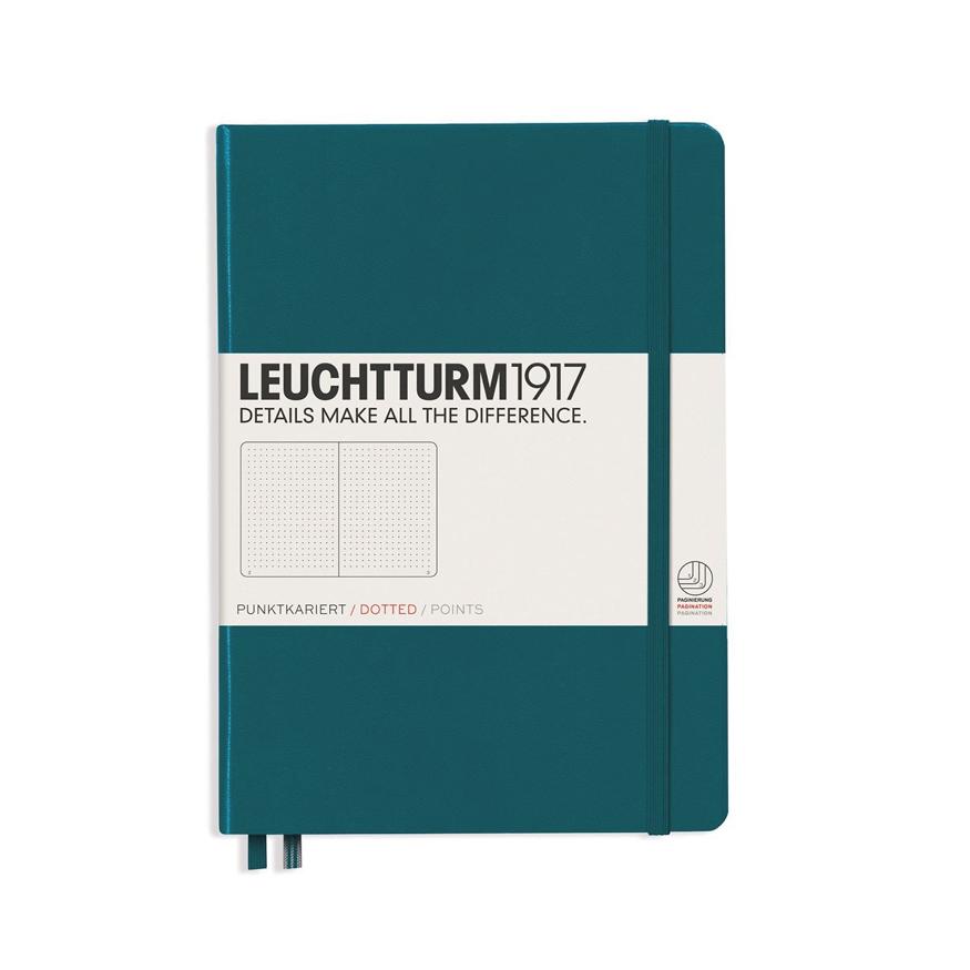 Leuchtturm, A5, Notebook, dotted