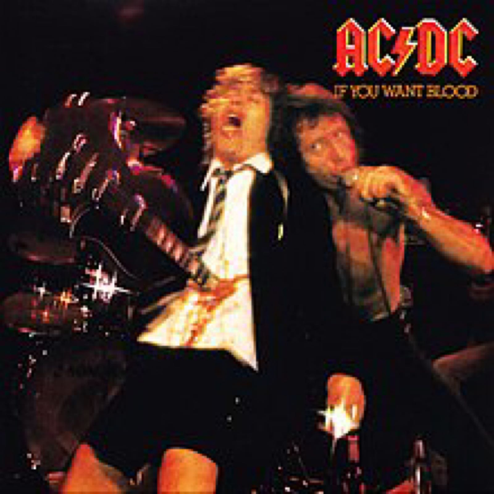 AC/DC - If You Want Blood [LP]
