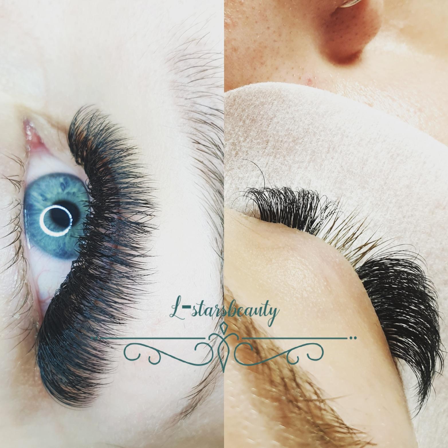 L-starsbeauty lashes by Larisa