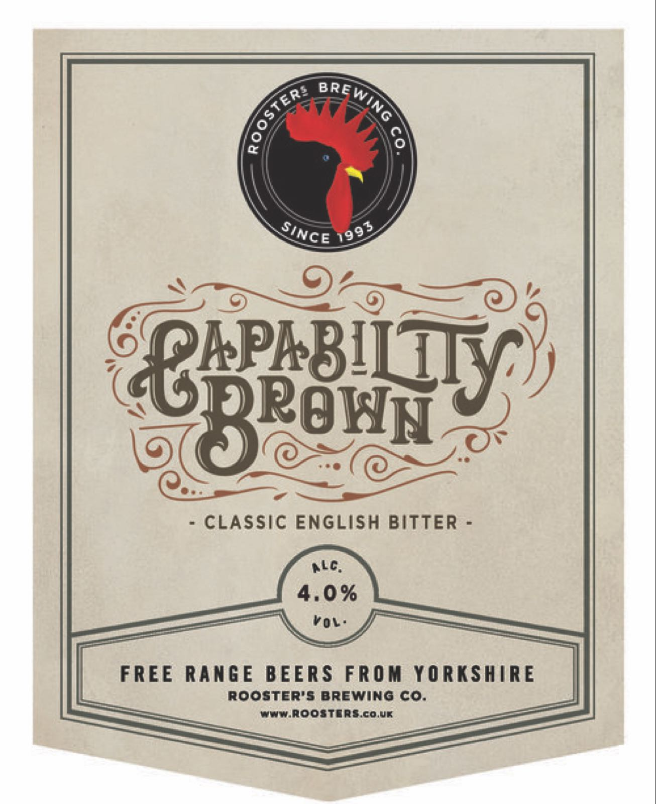 Roosters Capability Brown