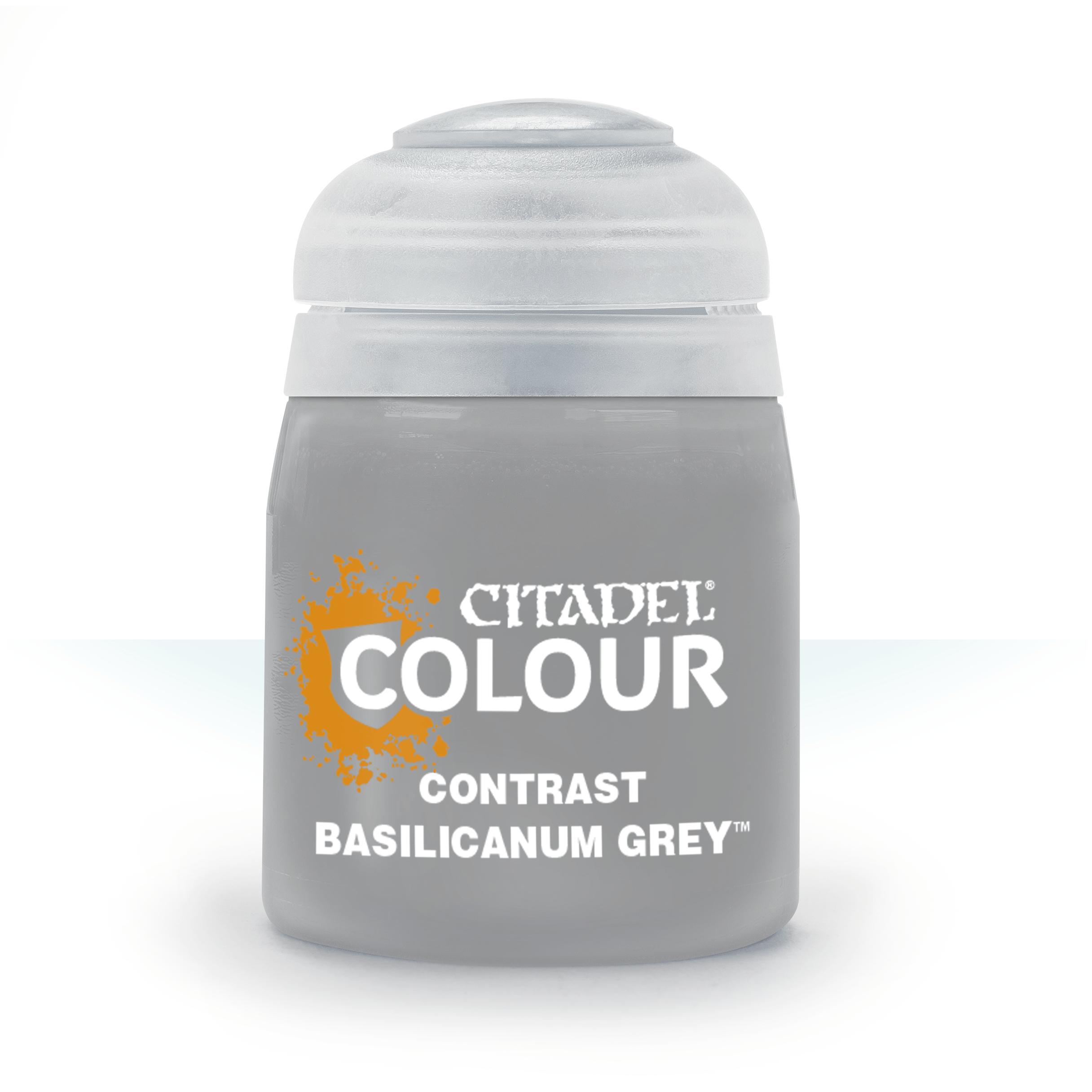 Basilicanum Grey, Citadel Contrast 18ml