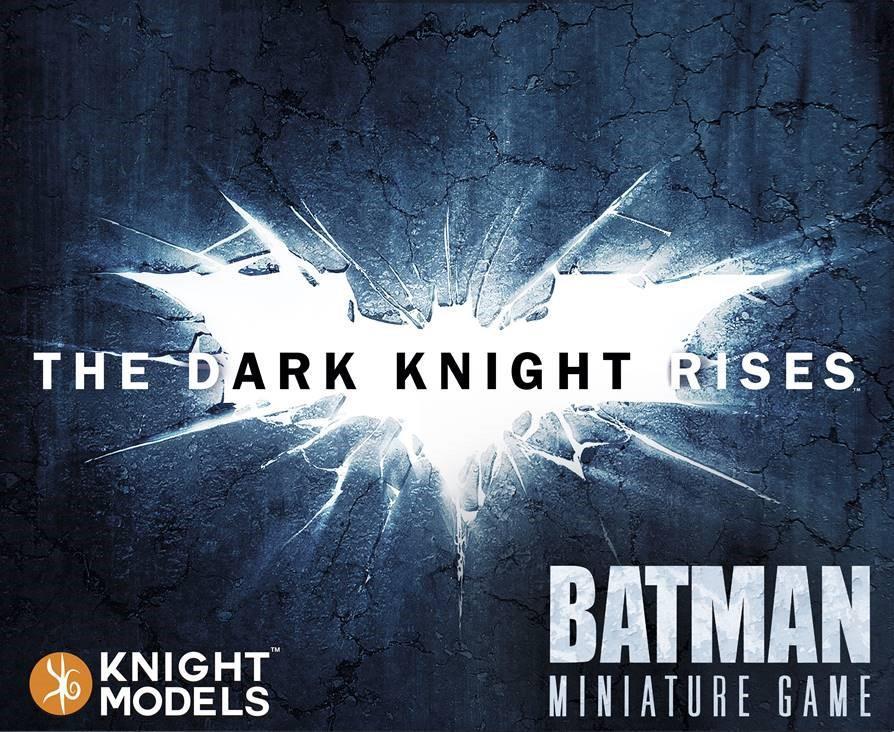 BATMAN - Dark Knight Rises