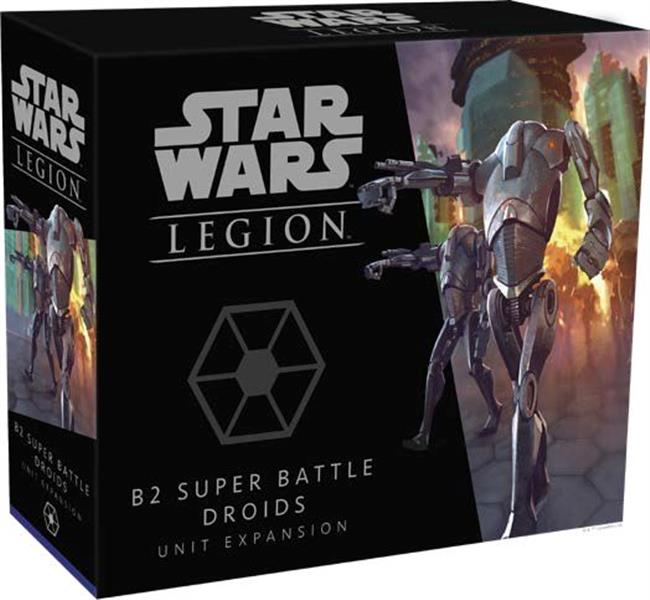 B2 Super Battle Droids, Star Wars Legion