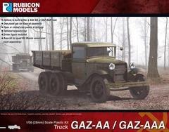 GAZ-AA / GAZ-AAA, Rubicon Models