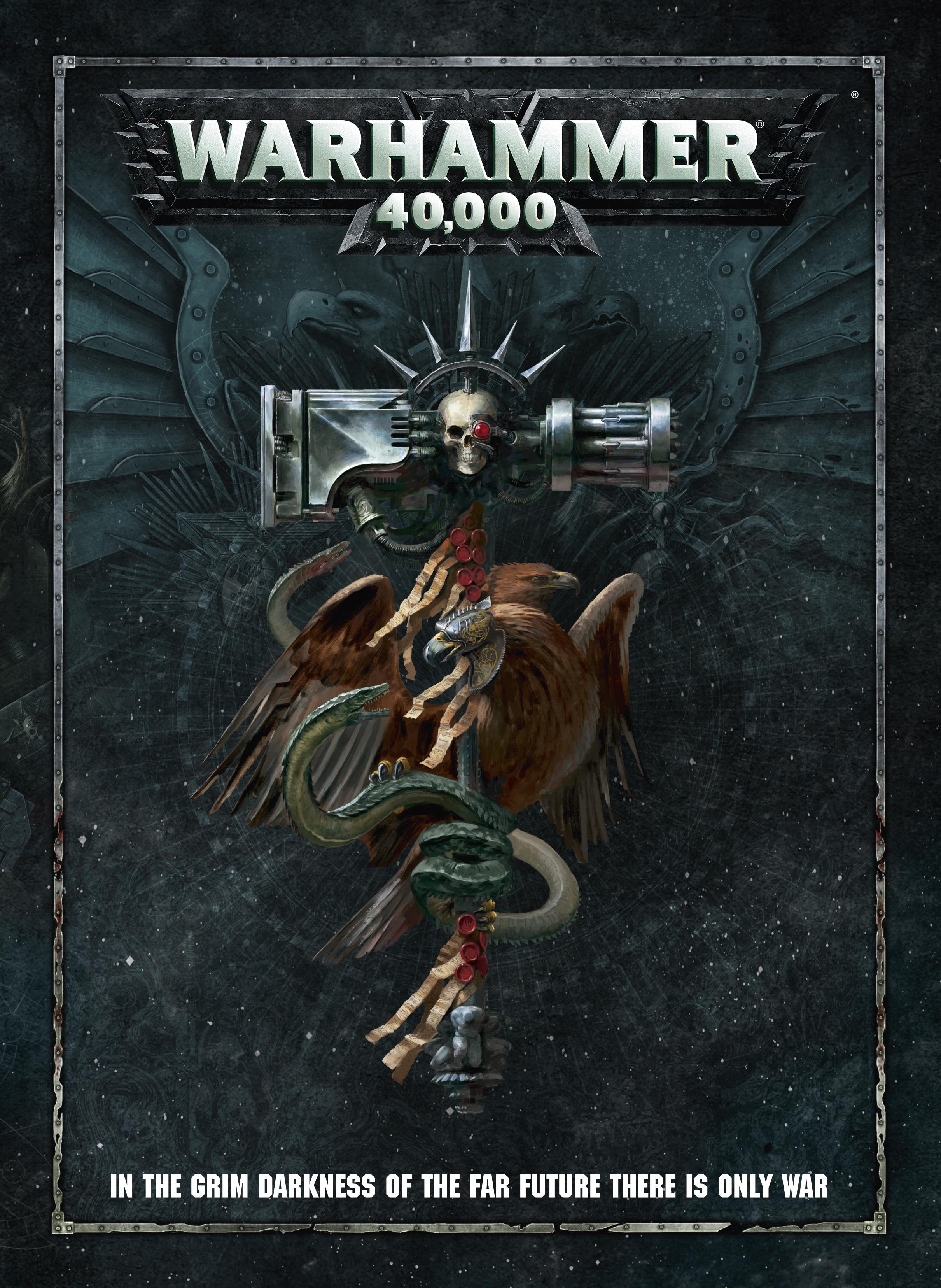 Rulebook, Warhammer 40,000