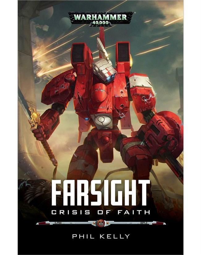 Farsight Crisis Of Faith, Black Library