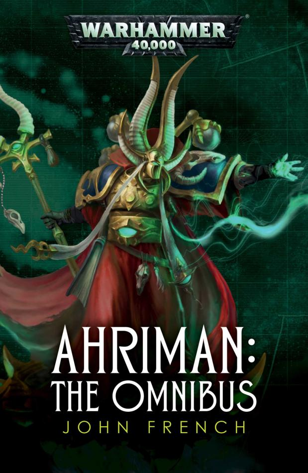 Ahriman: The Omnibus, Black Library