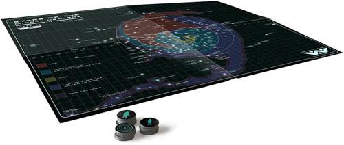 Maps & Markers Pack, Alien RPG