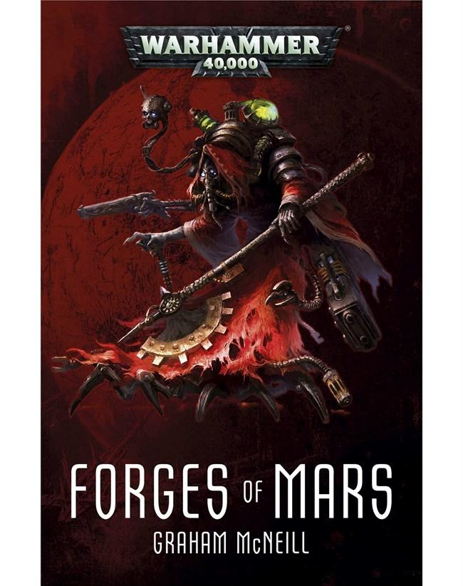 Forges Of Mars Omnibus, Black Library