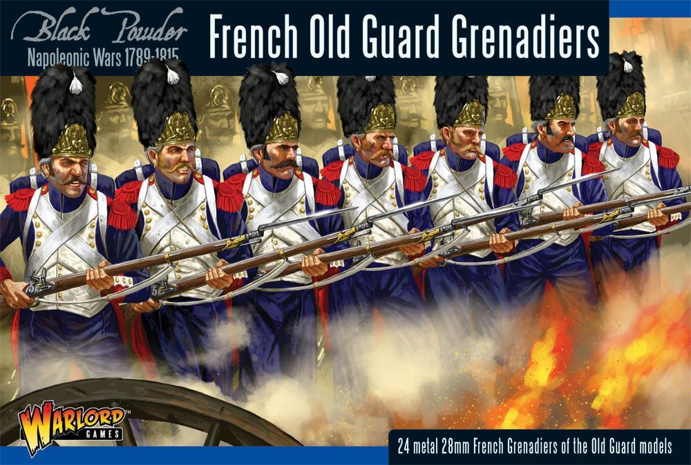 French Old Guard Grenadiers, NW