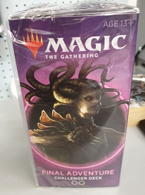 2020 Challenger Deck, Magic the Gathering