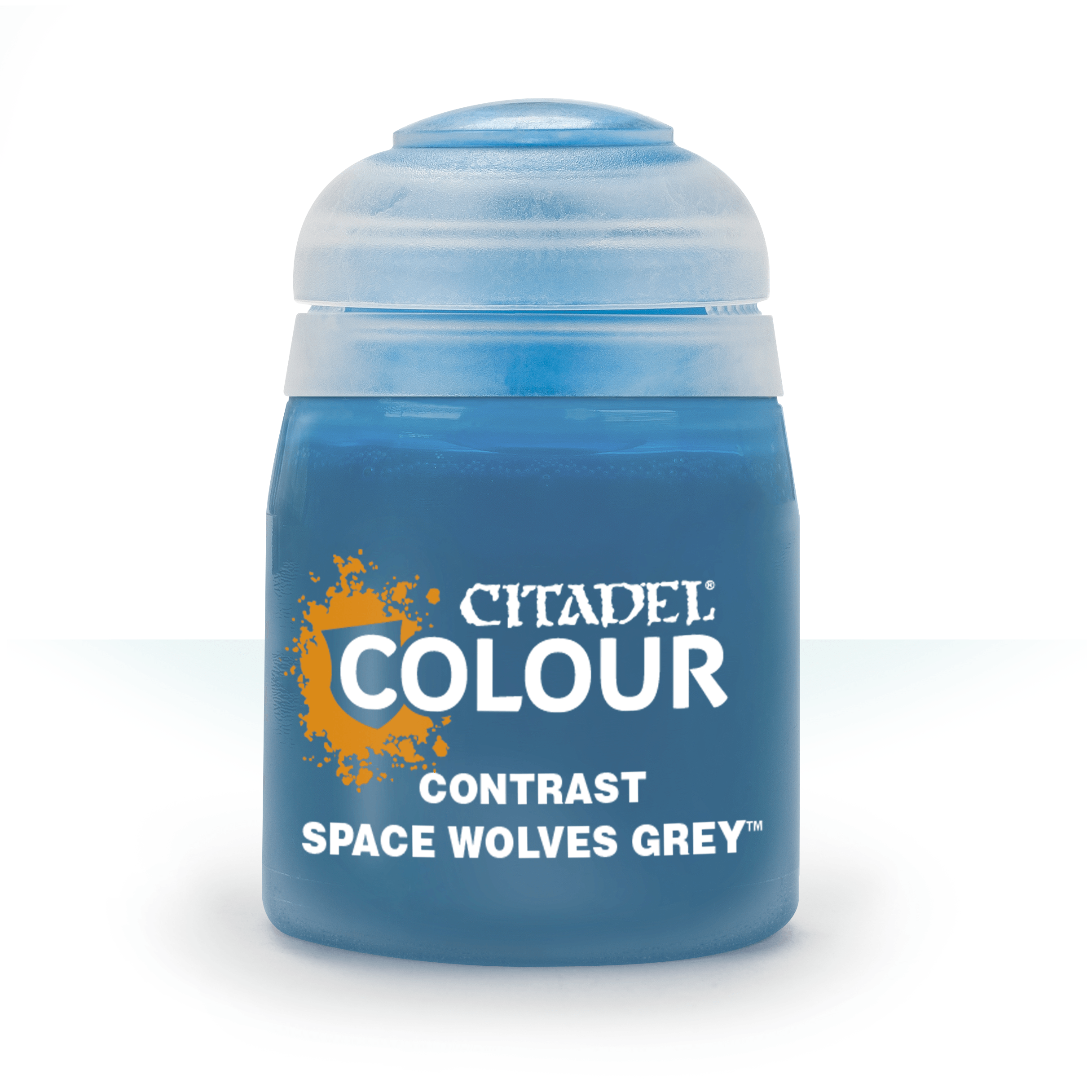 Space Wolves Grey, Citadel Contrast 18ml