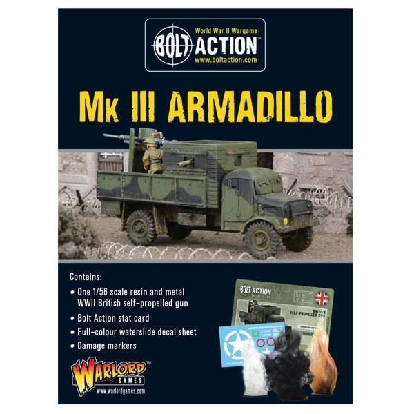 Armadillo MkIII