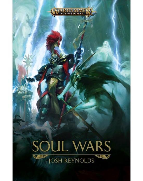 Soul Wars, Black Library